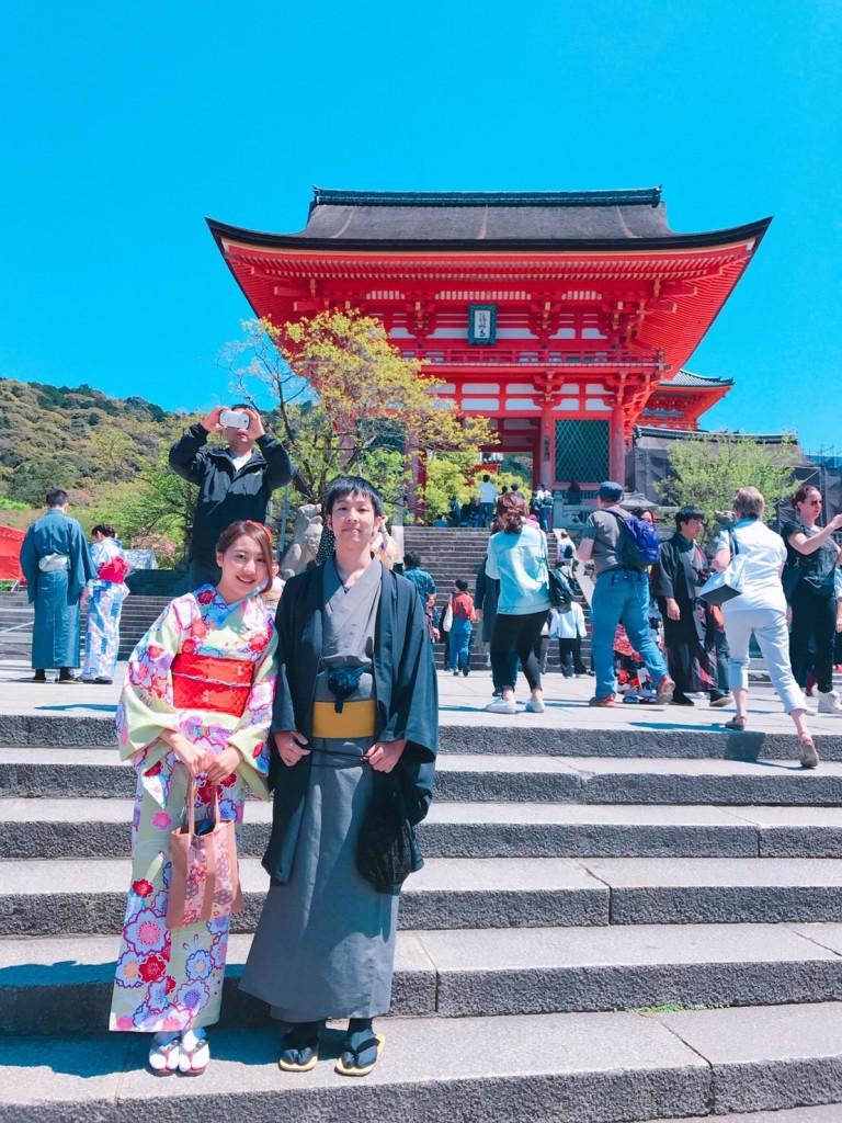 今日の人気は、金閣寺でしたぁ2017年4月23日8