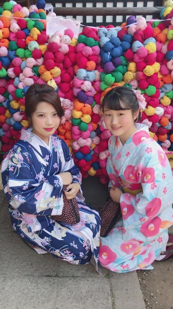 カップル❣人力車で京都東山散策♪2017年4月30日1