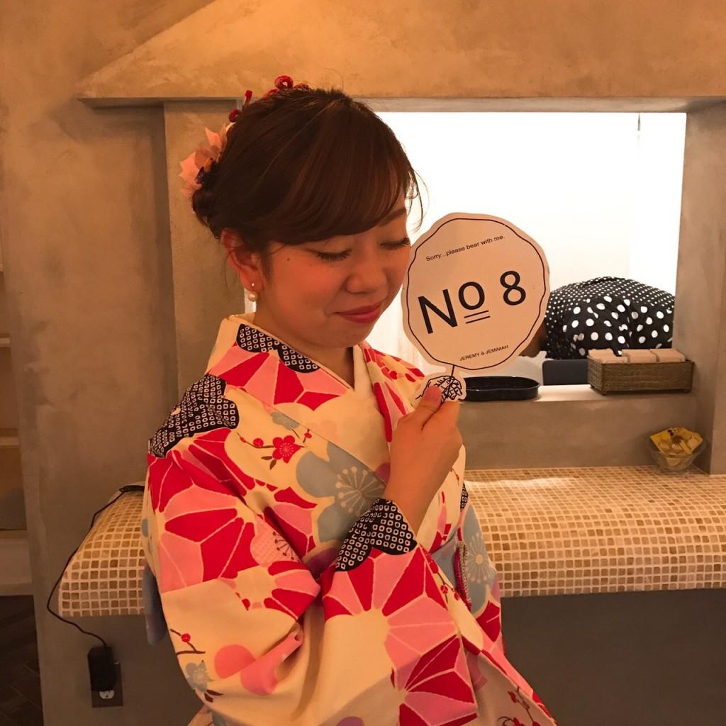 平日にゆったりと京都で着物レンタル2017年4月21日11