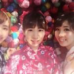 京都30℃超え真夏日☀浴衣レンタル始めちゃいました2017年5月20日5