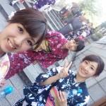 京都30℃超え真夏日☀浴衣レンタル始めちゃいました2017年5月20日6