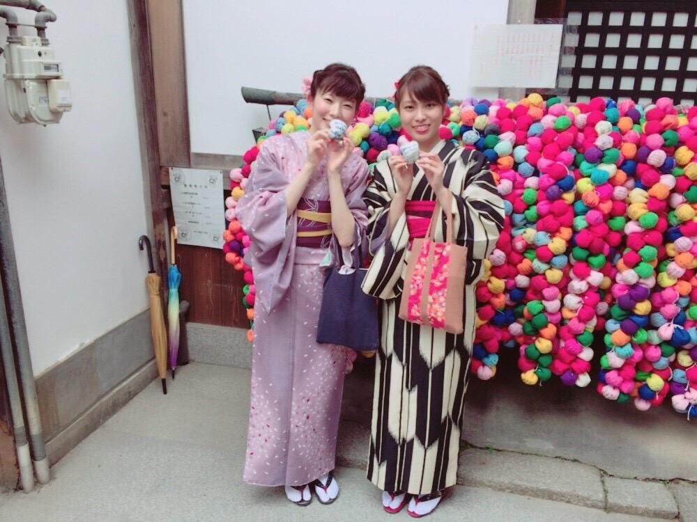 京都は久し振りの雨でした☔2017年5月24日8