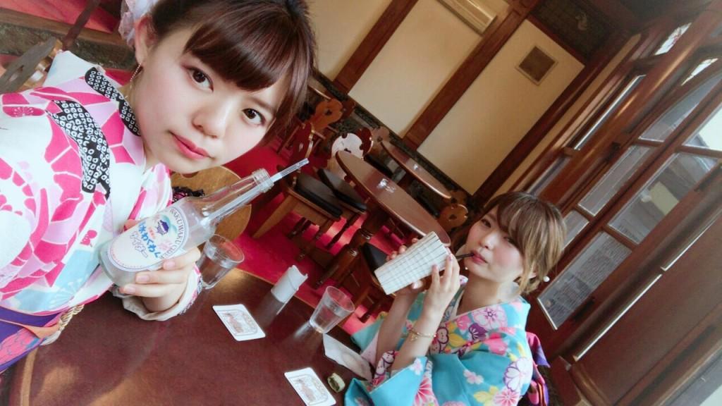 京都は久し振りの雨でした☔2017年5月24日2
