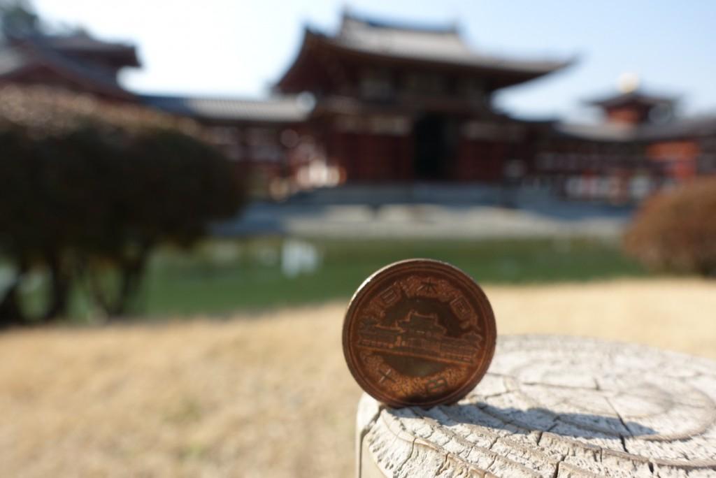10円玉でおなじみの世界遺産「平等院鳳凰堂」4