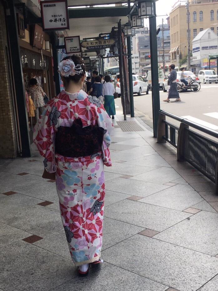 北海道から親子で嵐山へ❣2017年6月27日4