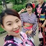 カップルきつねのお面ご持参で伏見稲荷大社へ❣2017年7月5日4