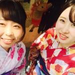 夏は京都で浴衣を着たい♪2017年7月7日3