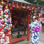 夏は京都で浴衣を着たい♪2017年7月7日5