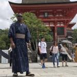 祇園祭・前祭の山鉾建て始まりました!2017年7月10日2