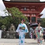 祇園祭・前祭の山鉾建て始まりました!2017年7月10日3