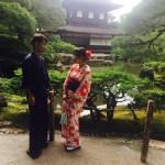 祇園祭・前祭の山鉾建て始まりました!2017年7月10日8