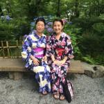 祇園祭・前祭の山鉾建て始まりました!2017年7月10日11