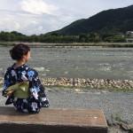 祇園祭・前祭の山鉾建て始まりました!2017年7月10日13