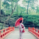 伏見稲荷大社からJRで嵐山へ♪2017年7月12日5