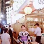 祇園祭の月鉾で結婚式❣2017年7月13日8