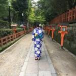 清水寺から貴船神社七夕笹飾りライトアップへ❣2017年7月21日2