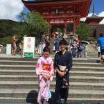 清水寺から貴船神社七夕笹飾りライトアップへ❣2017年7月21日4