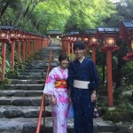 清水寺から貴船神社七夕笹飾りライトアップへ❣2017年7月21日5