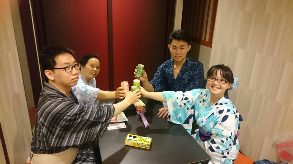 大阪 天神祭2017年7月25日6