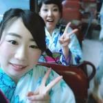 浴衣で貴船神社七夕笹飾りライトアップ大人気♪2017年7月26日6