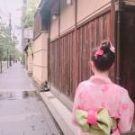 カップルきつねのお面ご持参で伏見稲荷大社へ❣2017年7月5日5