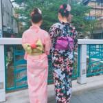 カップルきつねのお面ご持参で伏見稲荷大社へ❣2017年7月5日6