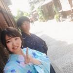 リピーター様❣今日は、池田屋と嵐山へ♪2017年8月1日8