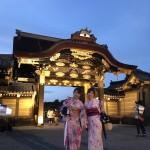「京の七夕2017」~鴨川・堀川~2017年8月6日15