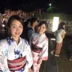 「京の七夕2017」~鴨川・堀川~2017年8月6日19