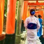 雨でしたが、夏夜の京都を満喫♪2017年8月10日2