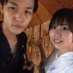 雨でしたが、夏夜の京都を満喫♪2017年8月10日7