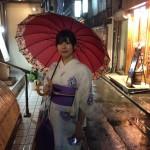 雨でしたが、夏夜の京都を満喫♪2017年8月10日8