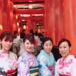 昼間は京都観光♪夜は鴨川納涼床へ❣2017年8月12日1
