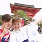 お盆休みで京都も賑わってます(^^♪2017年8月13日1