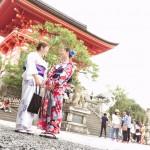 お盆休みで京都も賑わってます(^^♪2017年8月13日2