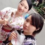 お盆休みで京都も賑わってます(^^♪2017年8月13日9