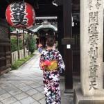 お盆休みで京都も賑わってます(^^♪2017年8月13日10