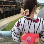 お盆休みで京都も賑わってます(^^♪2017年8月13日11