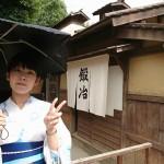 お盆休みで京都も賑わってます(^^♪2017年8月13日13