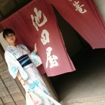 お盆休みで京都も賑わってます(^^♪2017年8月13日14