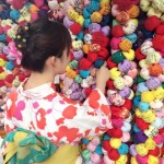 お盆休みで京都も賑わってます(^^♪2017年8月13日18