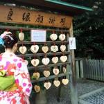 お盆休みで京都も賑わってます(^^♪2017年8月13日21