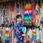 お盆休みで京都も賑わってます(^^♪2017年8月13日22