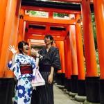 お盆休みで京都も賑わってます(^^♪2017年8月13日25