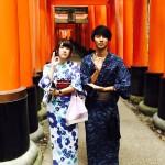 お盆休みで京都も賑わってます(^^♪2017年8月13日26