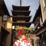 お盆休みで京都も賑わってます(^^♪2017年8月13日30