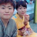第71回京都南丹市花火大会2017年8月14日30