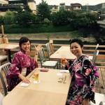 京都五山の送り火2017 2017年8月16日10