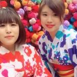 正寿院 ハート型 猪目窓(いのめまど)2017年8月22日2