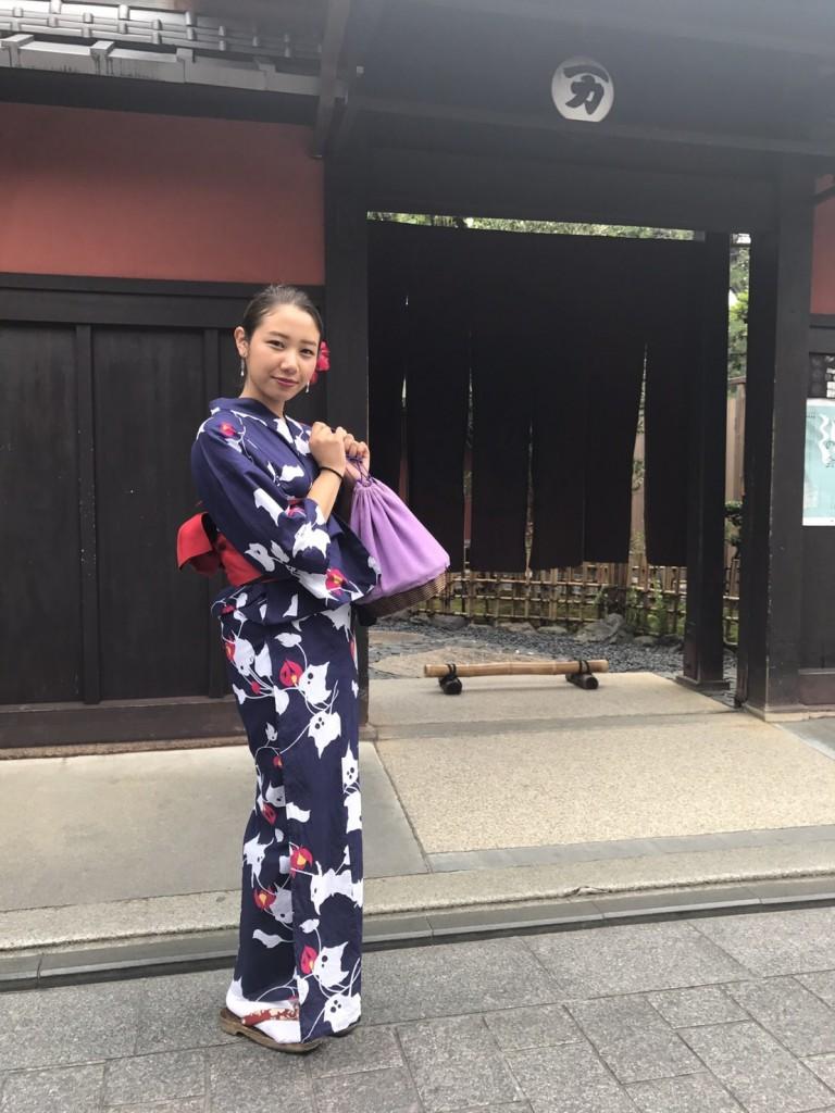 正寿院 ハート型 猪目窓(いのめまど)2017年8月22日15